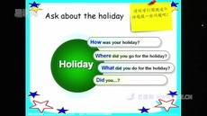 《Unit 3 Holiday fun_Sound time, Culture time & Cartoon time》小学英语_译林版三起点_六年级上册__第三课时_江苏省_县级优质课