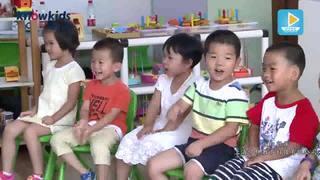 小班谁哭了幼儿园生活
