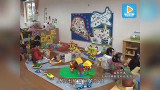中班建构游戏活动室建构角环境创设区域游戏-建构区-建构区-建构区