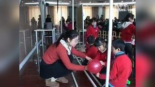 幼儿教育优质课五彩的灯光幼儿教育教学研讨课