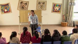 幼儿社会妈妈真辛苦小康轩一体化课程幼儿课堂教学示范课