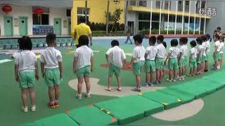 幼儿体育游戏趣味游戏教学视频