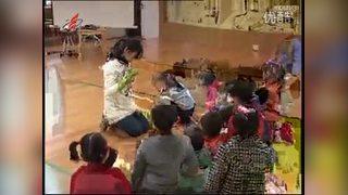 幼儿小班健康想变蝴蝶的毛毛虫幼儿教育优秀课例高清教学视频