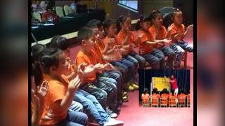 幼儿小班韵律活动快跳起来幼儿园优质课研讨教学视频