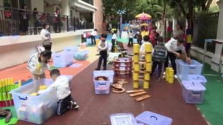 幼儿园结构游戏