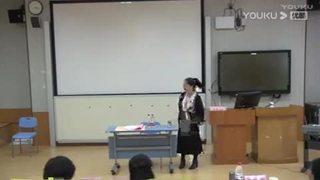 广西幼儿园教师说课教学技能大赛中班数学活动比较高矮林子圆