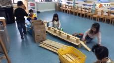 幼儿园《结构游戏路径图观察》