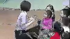 中班音乐《青蛙唱歌》黄颖岚视频课堂实录