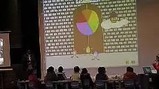 大班艺术活动《多变的颜色》视频课堂实录