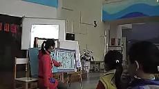 大班综合活动《漫画三毛》视频课堂实录