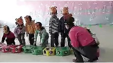 铁锋区和平幼儿园综合活动小班《运送甜蜜》