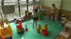 小和山园区中班建构区自主游戏视频