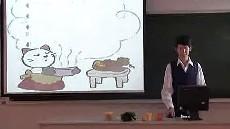 幼儿园师范生五项技能大赛说课-大班健康教育-《厨房里的辩论》