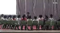 中班语言《啪啦啪啦嘭 》蒋静 全国幼教著名特级教师课例示范