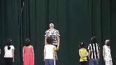 中班运动《转向跳圈》周红 幼儿园优质课示范课公开课