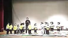 中班运动活动《勇敢者游戏》潘浩翰幼儿园优质课示范课公开课