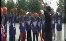 江苏省第四届中学体育教师教学能手比赛说课《排球正面双手垫球技术》