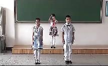 三年六班主题中队会《唱响校园平安歌》_锦州实验