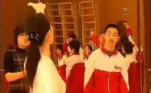 高一音乐舞蹈优质课展示《青春集体舞》