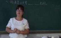 人教2011课标版物理九年级13.1《分子热运动》教学视频实录-刘英
