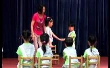 幼儿大班音乐活动《数高楼》(幼儿园优质课研讨教学视频)