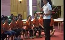 幼儿大班数学活动《走小路》(幼儿园优质课研讨教学视频)
