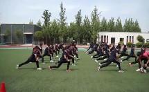 小学体育与健康五年级《足球:脚背正面射门及教学比赛》(小学体育与健康优秀课例教学实录视频)