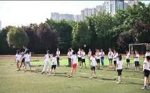小学体育与健康五年级《上步投掷垒球》(小学体育与健康优秀课例教学实录视频)