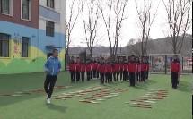 小学体育与健康五年级《发展快速跑能力的练习与游戏》(小学体育与健康优秀课例教学实录视频)