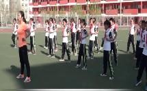 小学体育与健康三四年级《武术基本动作--弓步钩手撩掌》(小学体育与健康优秀课例教学实录视频)