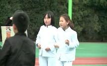 小学体育与健康三四年级《武术组合动作--弓步钩手撩掌》(小学体育与健康优秀课例教学实录视频)