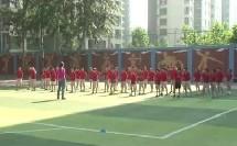 小学体育与健康四年级《300-400米耐久跑》(小学体育与健康优秀课例教学实录视频)