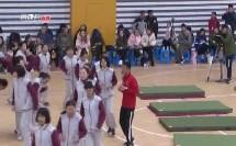 江苏省第三届高中体育教师教学基本功比赛《啦啦操基本手位》《田径:背越式跳高》《足球—胸部停球》教学视频