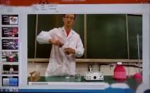初中化学《氢气爆炸实验》说课视频,第六届全国中小学实验教学说课活动