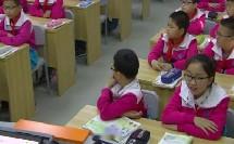 人教版(PEP)三起点五年级下册 Recycle 1 获奖课,青海省