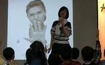幼儿中班社会《听手命令》教学视频