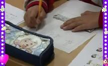 《谁的得分高》教学录像(二年级上册)(北师大版小学数学示范课教学录像及教学分析说课视频)