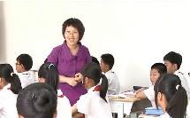 小学六年级语文优质课视频《感受诗歌的魅力》人教版_黄老师