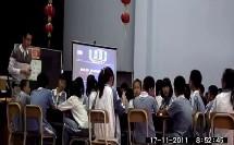 小学六年级数学优质课视频上册《游戏公平吗》北师大版_李老师