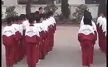 小学二年级体育优质课视频《跳跃游戏》 轻物体投掷 往返跑_小学体育优质课视频