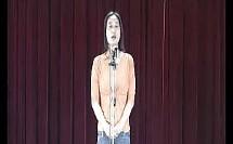 优秀教师师德演讲会视频 爱在事业,爱在奉献 佟海燕