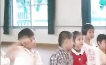 奥尔夫音乐游戏教学视频05