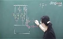 力和机械(下),功、功率、机械效率(上)