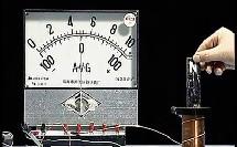 感应电流产生的条件——新课程高中物理演示实验