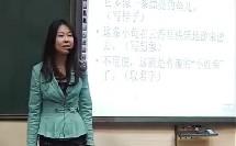 小学二年级人教版-语文-黄山奇石_课堂实录与教师说课