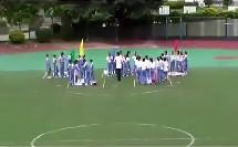耐久跑 人教版_小学五年级体育视频