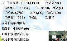 电解质_高一化学优质课
