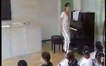 螃 蟹 歌 花城版优质课视频 说课视频