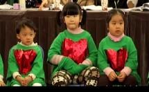 大班歌唱活动《如今幼儿园新事多》优质课-安徽:梁晓静