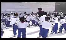 持轻物投准(海南省第四届小学体育优质课教学视频专辑)
